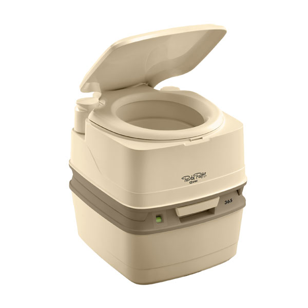 Биотуалет Potty Toilet HIGH LUXE